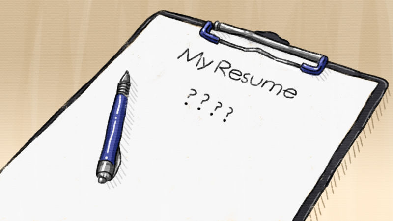 Resume Appearance
