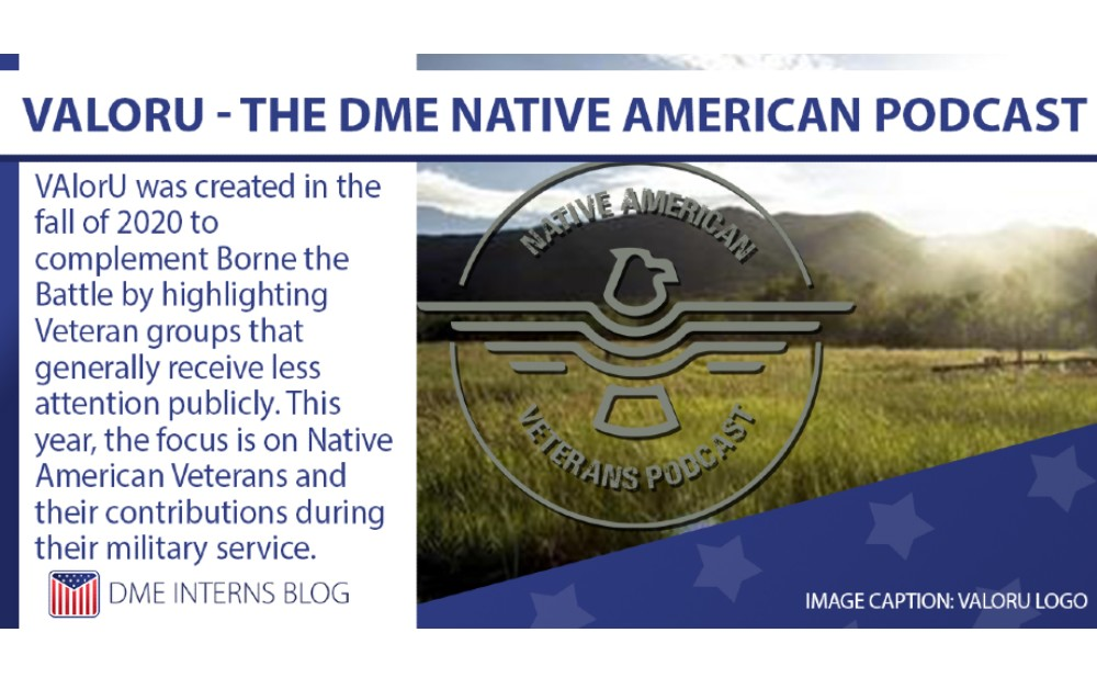 ValorU - The DME Native American Podcast